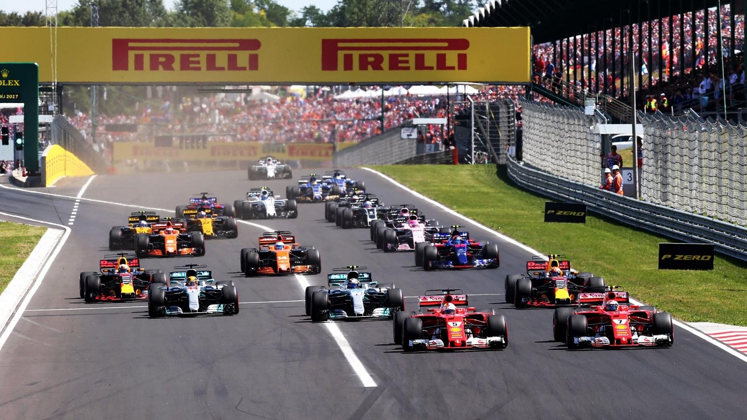 La Fórmula 1 llega a FOX Sports - El Blog de Inter